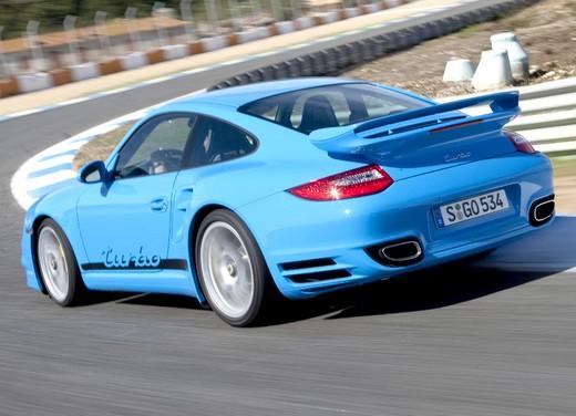 Porsche nuova 911 Turbo – Test Drive - Foto 26 di 30