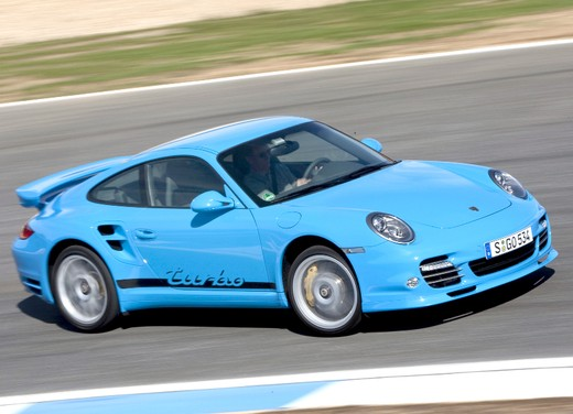Porsche nuova 911 Turbo - Test Drive