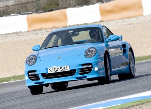 Porsche nuova 911 Turbo – Test Drive - Foto 28 di 30