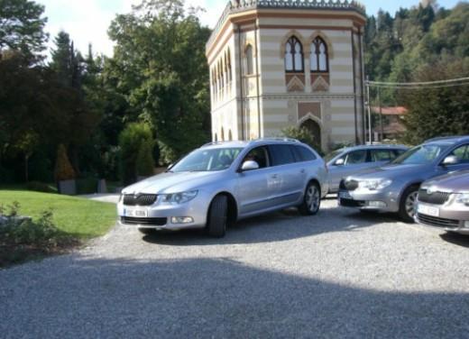 Skoda nuova Superb Wagon – Test Drive - Foto 14 di 25
