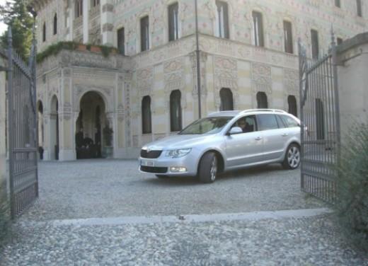 Skoda nuova Superb Wagon – Test Drive - Foto 15 di 25
