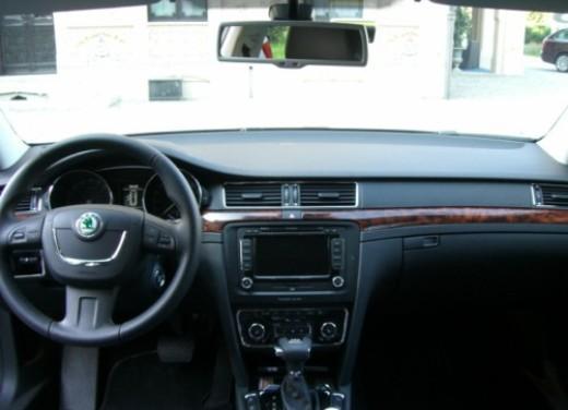 Skoda nuova Superb Wagon – Test Drive - Foto 1 di 25