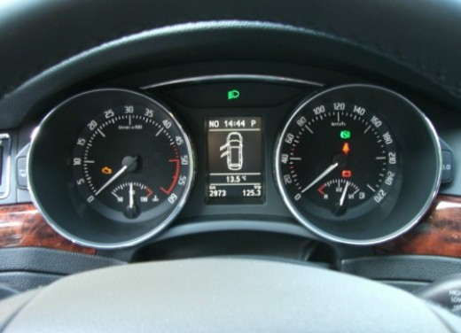 Skoda nuova Superb Wagon – Test Drive - Foto 2 di 25