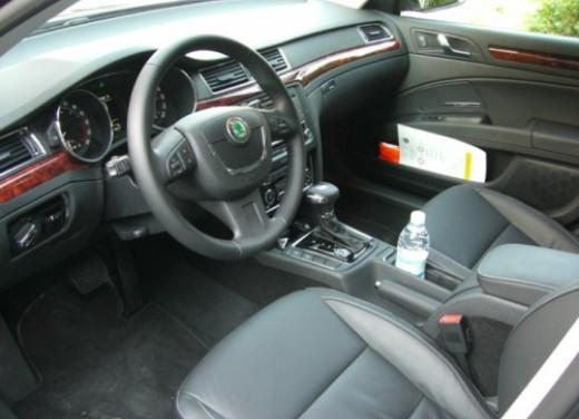 Skoda nuova Superb Wagon – Test Drive - Foto 4 di 25