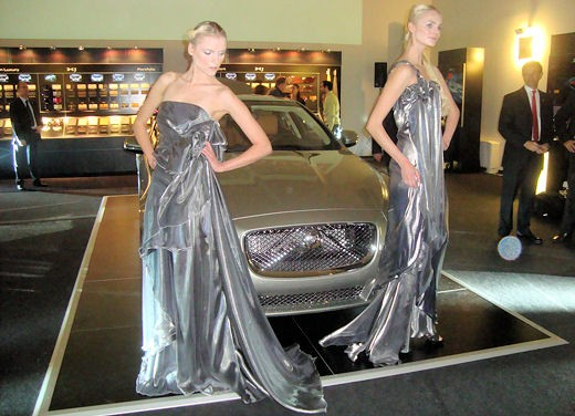 Nuova Jaguar XJ – prezzi
