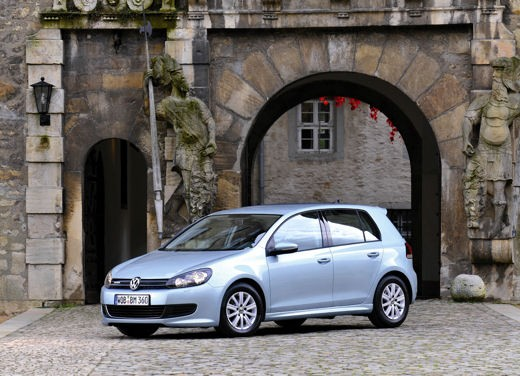 Volkswagen Golf 6 BlueMotion - Foto 2 di 10