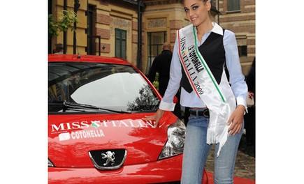 Calendario Miss Italia 2009 - Foto 19 di 19