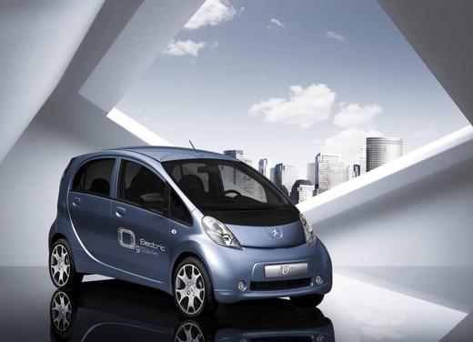 Peugeot iOn presto la prova di Infomotori - Foto 16 di 19