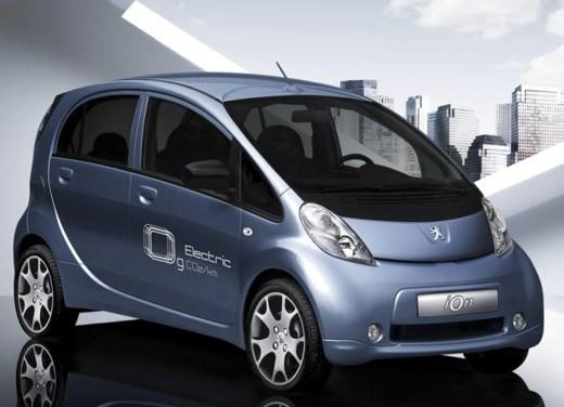 Peugeot iOn presto la prova di Infomotori - Foto 15 di 19