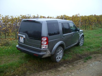 Land Rover Discovery 4 – Test Drive - Foto 6 di 23