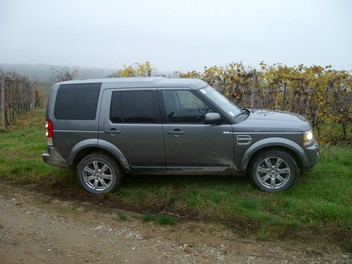 Land Rover Discovery 4 – Test Drive - Foto 11 di 23
