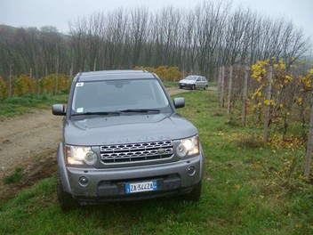 Land Rover Discovery 4 – Test Drive - Foto 12 di 23