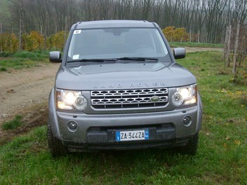 Land Rover Discovery 4 – Test Drive - Foto 14 di 23