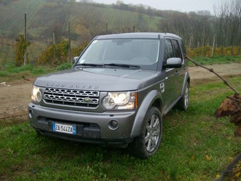 Land Rover Discovery 4 – Test Drive - Foto 2 di 23
