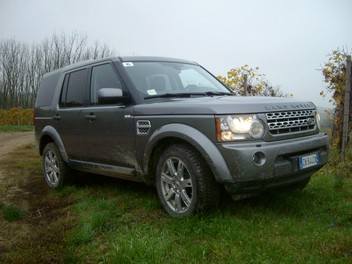 Land Rover Discovery 4 – Test Drive - Foto 1 di 23
