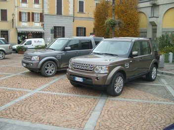 Land Rover Discovery 4 – Test Drive - Foto 10 di 23