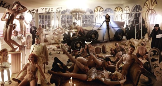 Maybach by David LaChapelle - Foto 7 di 9