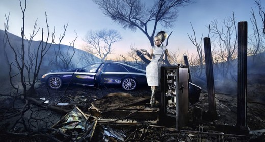 Maybach by David LaChapelle - Foto 8 di 9
