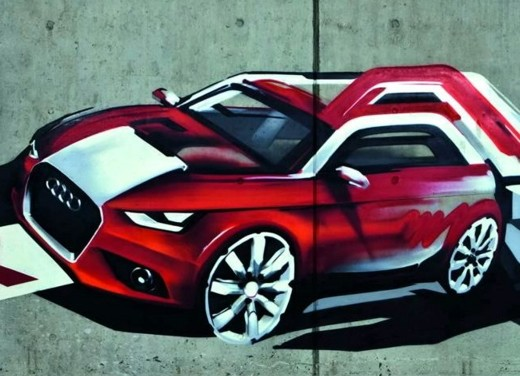 Audi A1 - Foto 9 di 47