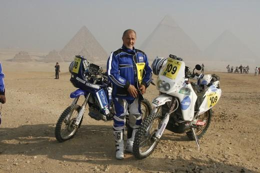 Franco Picco alla Dakar 2010 - Foto 9 di 9