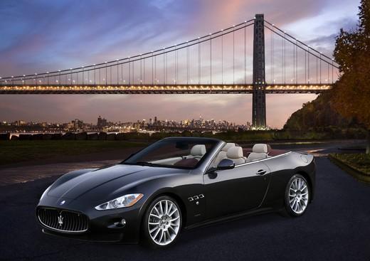 Nuova Maserati Granturismo Spyder - Foto 24 di 24