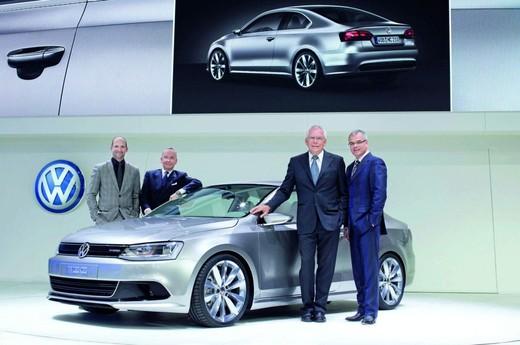 Volkswagen Compact Coupé Concept - Foto 15 di 15