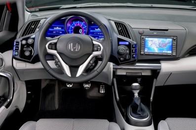 Honda CR-Z - Foto 11 di 34