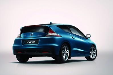 Honda CR-Z - Foto 9 di 34