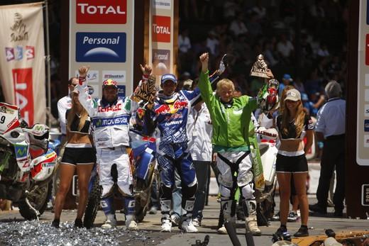 Dakar 2010 – Finale