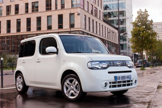 Nissan Cube – Test Drive