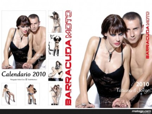 Calendario BarracudaMoto 2010