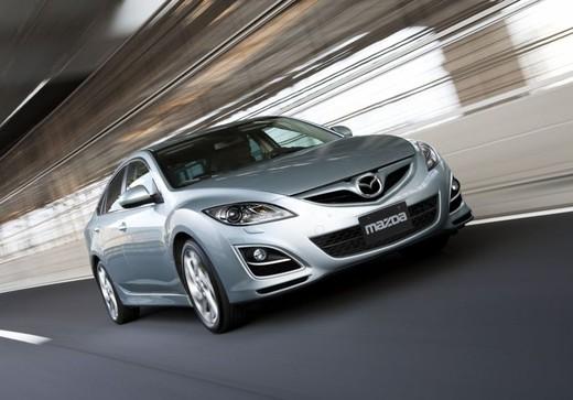 Nuova Mazda6 – Prova su strada