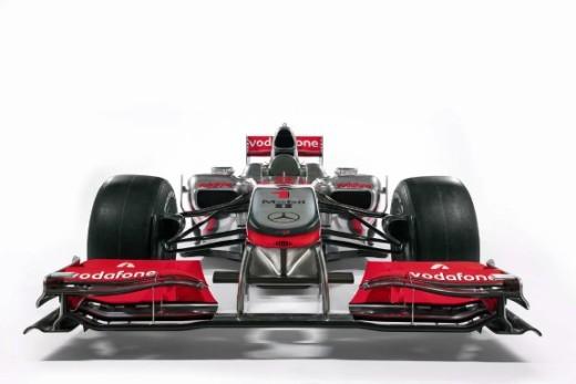 McLaren F1 2010