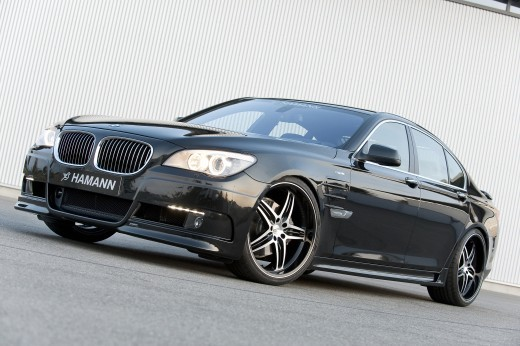 BMW Serie 7 by Hamann