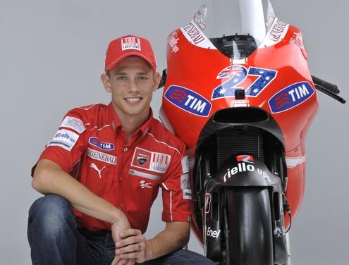 Ducati e Telecom in MotoGP