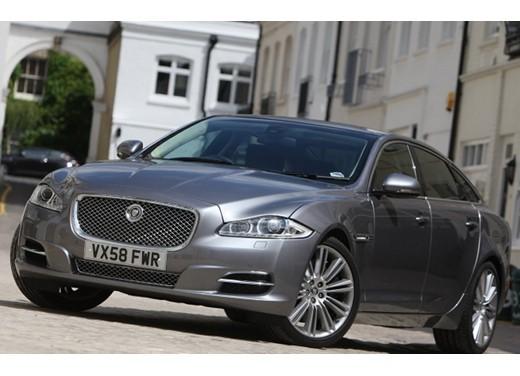 Jaguar celebra i 75 anni - Foto 3 di 8