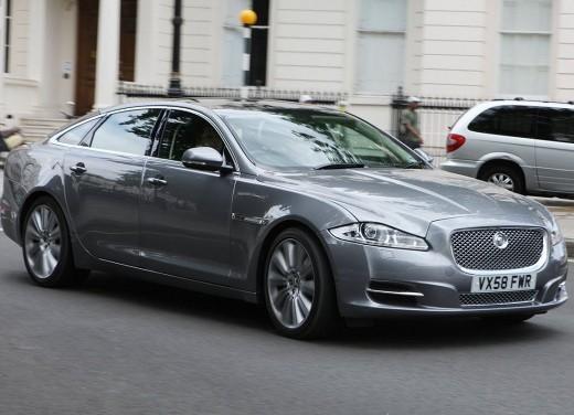 Jaguar celebra i 75 anni - Foto 4 di 8