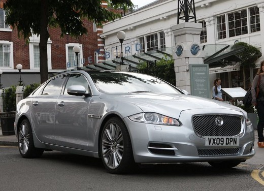 Jaguar celebra i 75 anni - Foto 7 di 8