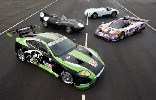 Jaguar a Le Mans 2010 - Foto 8 di 9