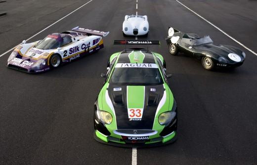 Jaguar a Le Mans 2010 - Foto 9 di 9