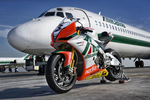 Aprilia Alitalia Racing Team