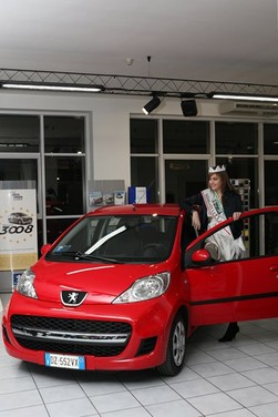 Peugeot 107 e Miss Italia - Foto 1 di 9