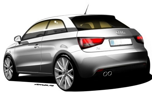 Audi A1 - Foto 6 di 47