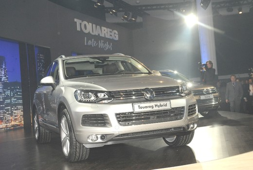 Nuova Volkswagen Touareg Video