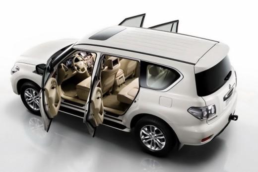 Nuova Nissan Patrol - Foto 1 di 14