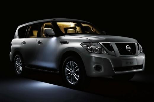 Nuova Nissan Patrol - Foto 7 di 14