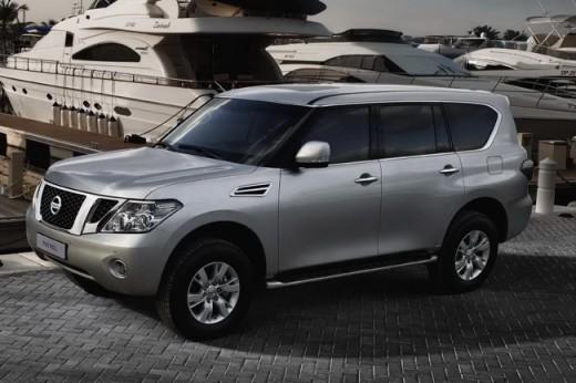 Nuova Nissan Patrol
