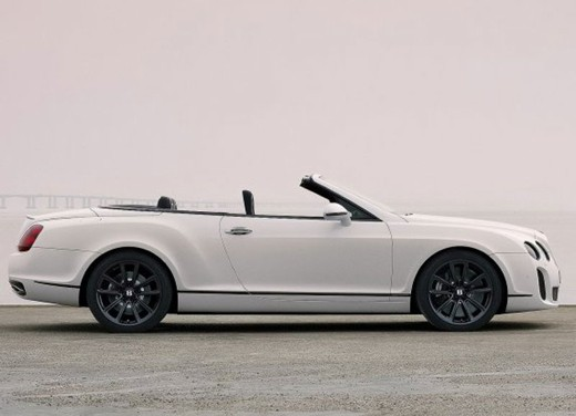 Bentley Continental Supersports Convertible - Foto 5 di 8