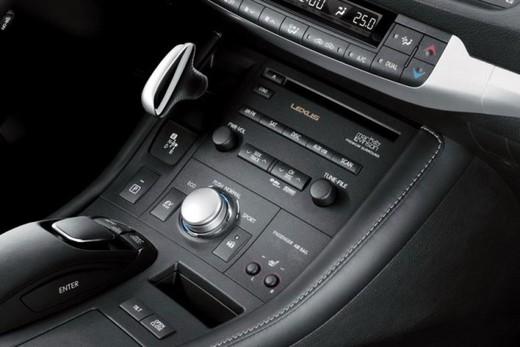 Lexus CT 200h - Foto 5 di 39