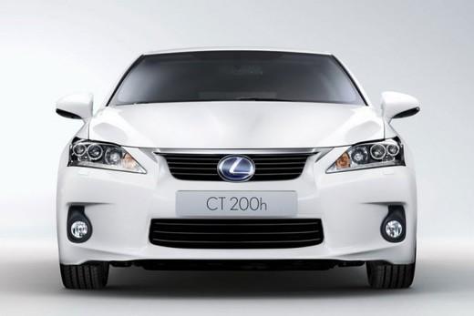 Lexus CT 200h - Foto 11 di 39